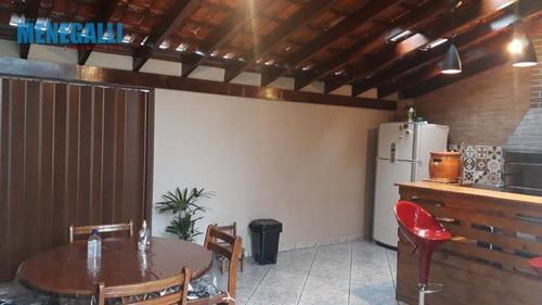 Imagem 1 de 19 de Sobrado - Parque Peória (tupi) - So0177