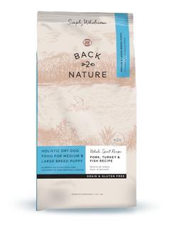 Alimento Holistico Back 2 Nature Cachorro Raza Med/grand 6kg