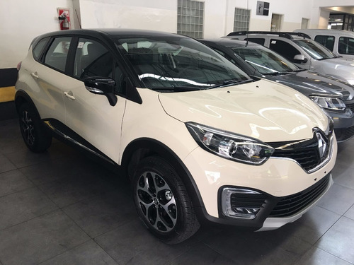 Renault Captur 2.0 Intens Manual (ba)