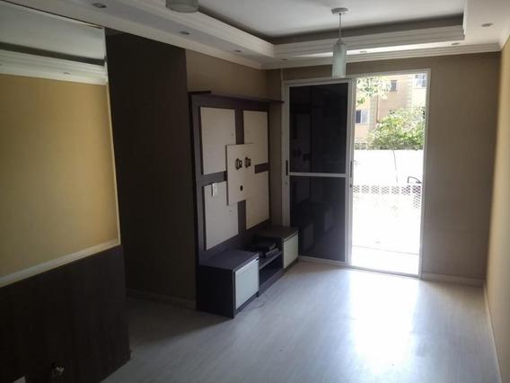 Apartamento Com 3 Dormitórios À Venda, 57 M² Por R$ 270.000 - Campo Limpo - São Paulo/sp - Ap2320