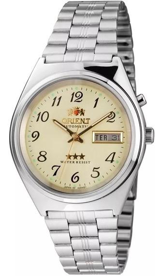 Relógio Orient Masculino Automático Clássico 469wb1a C2sx