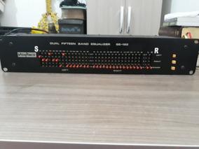 Equalizador Advance Ge-152 15 Bandas(usado)
