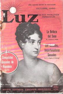 Luz Vol 8 Nº 10 - Guía Educativa Sexual - Octubre 1960