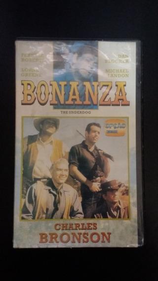 Fita Cassete Vhs-bonanza / Charles Bronson