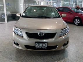 Toyota Corolla Xle Automatico Factura Agencia Un Dueño T/pag