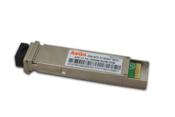 Transceiver Optico Xfp Dulplex-lc G15k9d 1550nm 80km