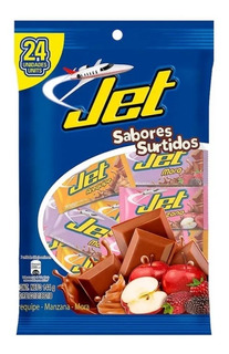 Chocolate Mini Jet Productos Colombianos