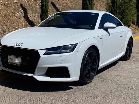 Audi Tt 2.0 Coupe Fsi 230 Hp S Line Dsg 2017