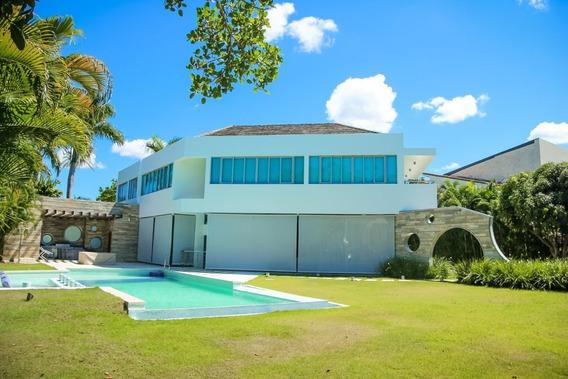 Cocotal Villa -furnished Super Luxury 3 Bedrooms Golf View Super Bbq