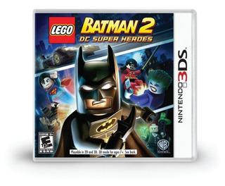 Nintendo 3ds Y 2ds,legobatman2: Dc Super Heroes - Nint..