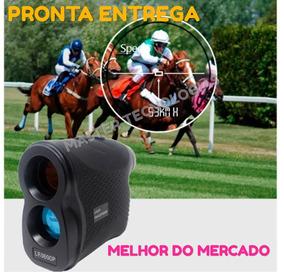 Monóculo Laser Rangefinder Medidor Distância Velocidade 600