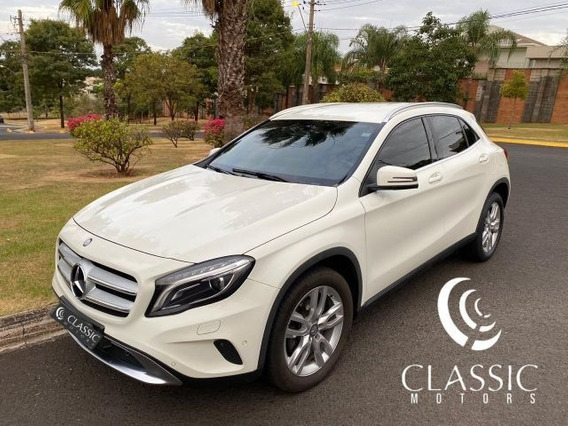 Mercedes-benz Gla 200 Advance 1.6 Tb 16v Flex, Gbu4864