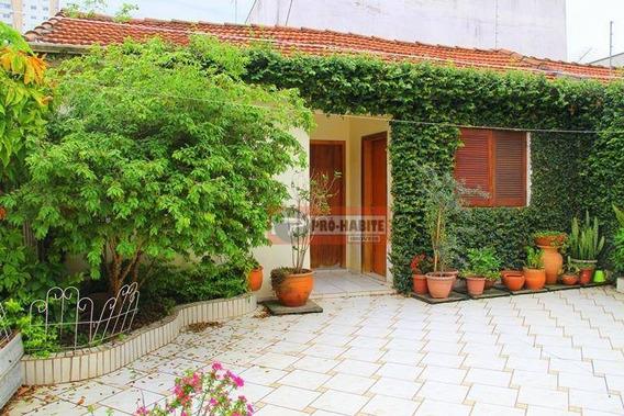 Casa - 3 Dorm - 380m² - Tatuapè - Ca0057