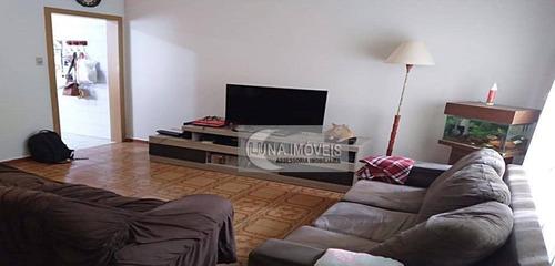 Casa Com 2 Dormitórios À Venda, 150 M² Por R$ 499.000,00 - Vila Vivaldi - São Bernardo Do Campo/sp - Ca0449