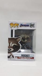 Funko Pop Rocket Avengers 462 Cabeza Oscilante
