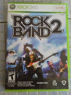 Juego Rock Band 2 Xbox 360