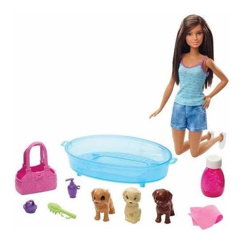 Imagen 1 de 2 de Mattel Barbie Mascotas Y Accesorios Morena