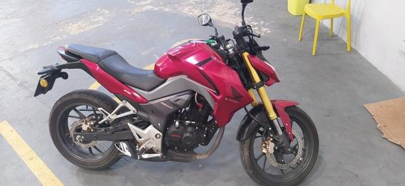 Honda Cb 190 Cb190r Cb190