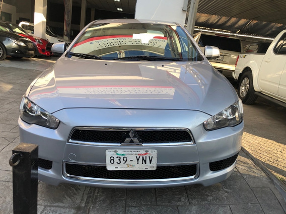 Mitsubishi Lancer Es At Cvt