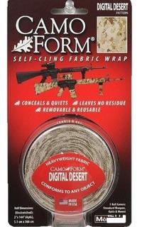 Cinta Camuflada - Camo Form - Digital Desert - Militar
