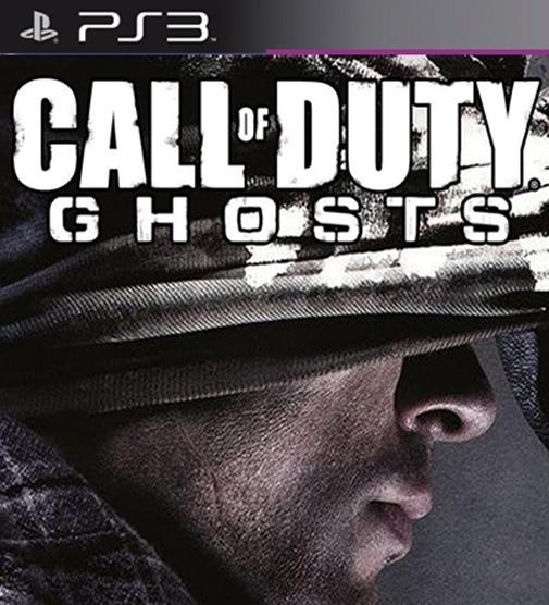 Call Of Duty Ghosts Cod Ps3 Digital Psn Jogo Em Português