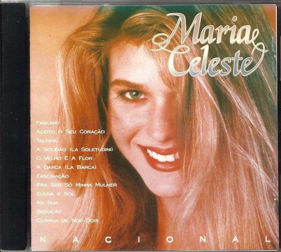 Cd Maria Celeste Nacional (band) Novela