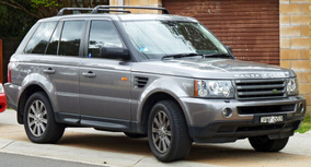 Parabrisa Range Rover Sport 2005 A 2008 Novo
