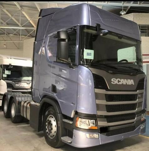 Caminhão Scania R500 - Carta Contemplada Caixa