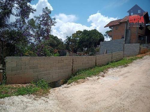 Terreno À Venda, 1225 M² Por R$ 110.000,00 - Mato Dentro - Mairiporã/sp - Te0350