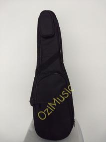 Capa Bag Para Violino + Espaleira Para 4/4 Ou 3/4