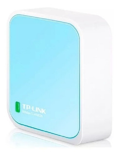 Router Inalambrico Tl-wr802n Nano 2.4 Ghz Tp-link