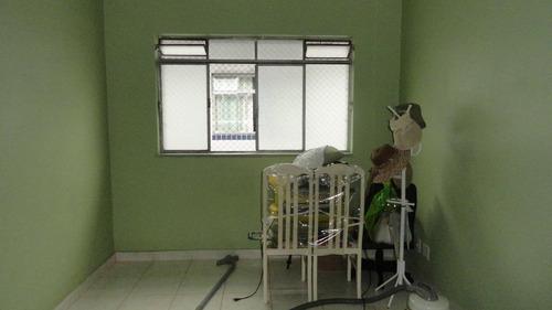 Apartamento À Venda, 72 M² Por R$ 265.000,00 - Vila Matias - Santos/sp - Ap5707