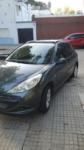 Peugeot 207 2009 1.6 Coupe 120cv