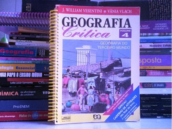 Geográfia Crítica Do Terceiro Mundo: Livro Do Professor