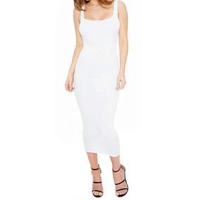 c92a26f52 Vestido De Dos Colores Blanco Vestidos Casuales Cortos Mujer ...