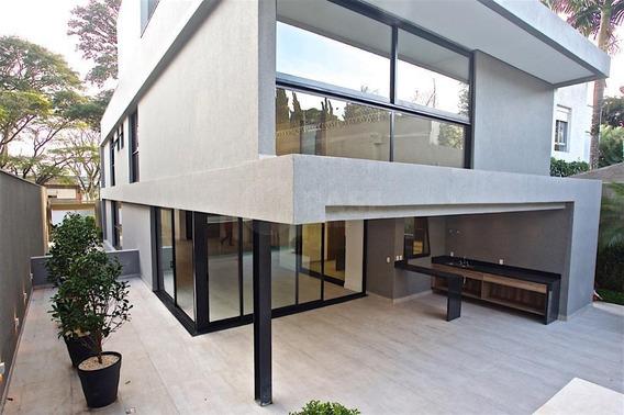 Casa Residencial À Venda, Jardim Guedala, São Paulo. - Ca0110