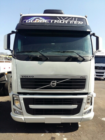 Volvo Fh 440 6x2 2011 Globetroter Ishift