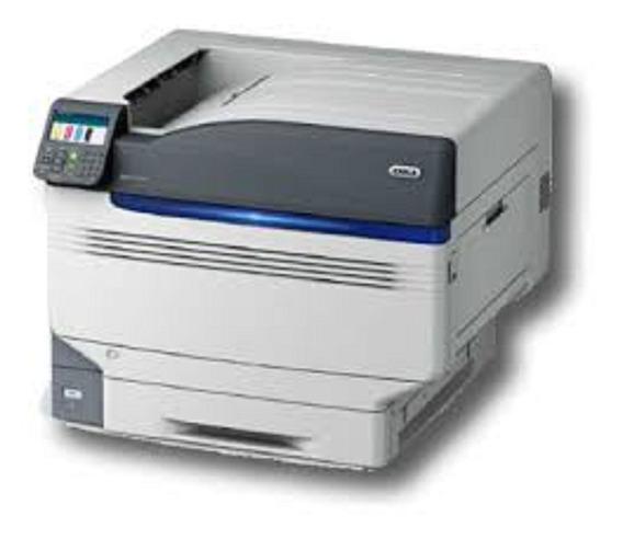Impressora Okidata C911dn Nova Com Garantia