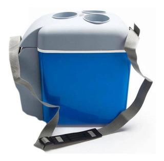 Mini Geladeira Cooler Veicular 2 Em 1 Esfria E Aquece 7,5l