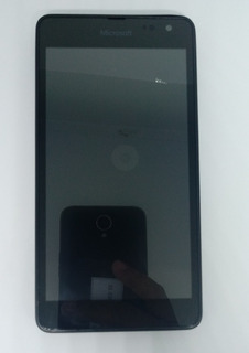 Microsoft Lumia 640 Xl Lte Preto Sim 1 Não Reconheci Chip