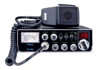 Galaxy Dx-929 Cb Radio Móvil Compacto 40 Canal Swr W/starlit