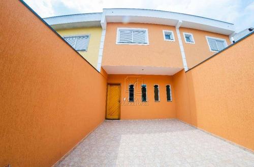 Imagem 1 de 16 de Sobrado Com 2 Dormitórios À Venda, 60 M² Por R$ 389.000,00 - Parque Oratório - Santo André/sp - So3778