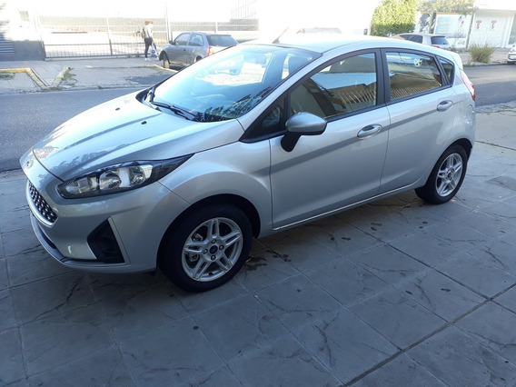 Ford Fiesta Kinetic Desing 1,6 S Plus