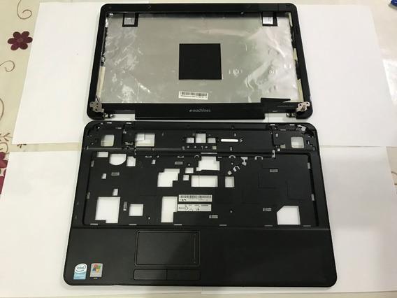 Carcaça Tampa Completa + Base Acer Emachines E525 Cod.383