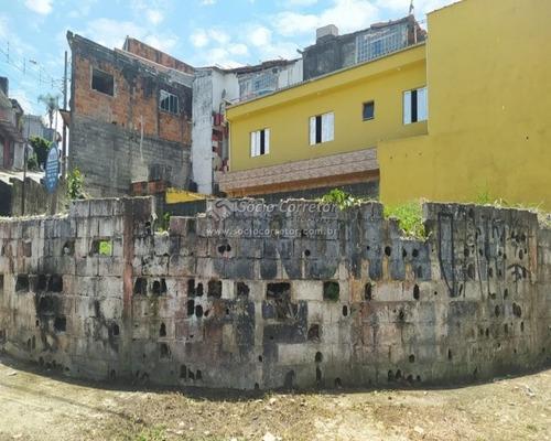 Imagem 1 de 4 de Vendo Terreno 250 M² - (10 X 25)  - Bondança - São João - Terreno A Venda No Bairro Jardim Bondança - Guarulhos, Sp - Sc01245
