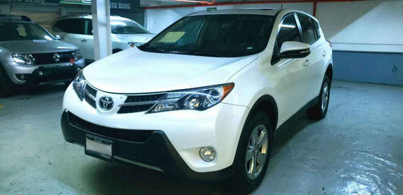 Toyota Rav4 2015 5p Limited L4/2.5 Aut
