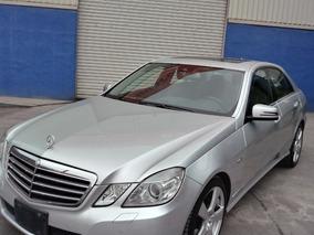 Mercedes-benz Clase E250 Avantgarde 2012 Tomo Auto Credito