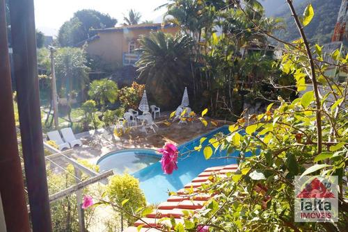 Imagem 1 de 30 de Apartamento Com 1 Dormitório À Venda, 50 M² Por R$ 265.000,00 - Saco Da Ribeira - Ubatuba/sp - Ap0020