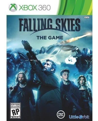 Jogo Midia Fisica Lacrado Falling Skies The Game Xbox 360