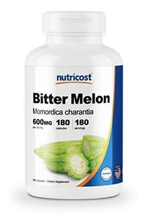 Nutricost Bitter Melon 600mg 180 Capsulas